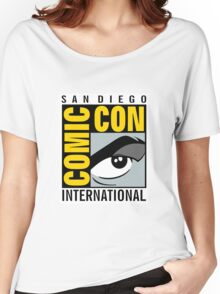 Comic Con No Border Women's Relaxed Fit T-Shirt