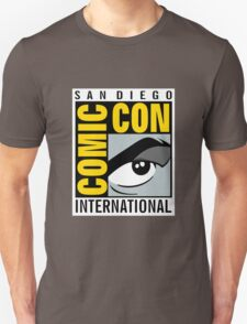 Comic Con No Border T-Shirt