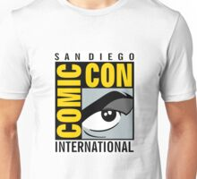Comic Con No Border Unisex T-Shirt