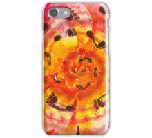 Mandala Dance iPhone Case/Skin