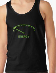 Running On Empty : Energy Tank Top