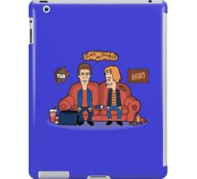 Harry and Lloyd iPad Case/Skin
