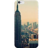 Cityscape iPhone Case/Skin