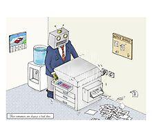 Office Romances...  Photographic Print