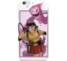 Ghostbuster Velma iPhone Case/Skin