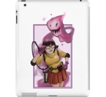 Ghostbuster Velma iPad Case/Skin