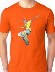 Shred SKATE Unisex T-Shirt