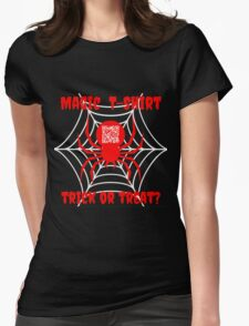 The Magic T-Shirt - Halloween Womens Fitted T-Shirt