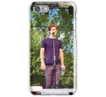 Keegan Allen iPhone Case/Skin
