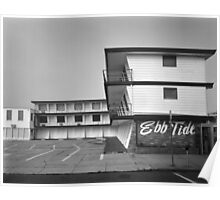 Edd Tide Motel - Wildwood, New Jersey Poster