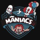 MANIACS IV by Ratigan
