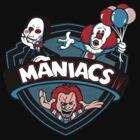 MANIACS IV by Ratigan
