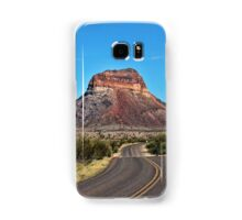 Some Take the Road Less Traveled  Samsung Galaxy Case/Skin