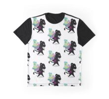 Wild Panther Graphic T-Shirt