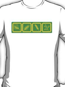 4 Crops T-Shirt