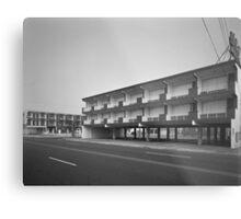 El Ray Motel - Wildwood, New Jersey Metal Print
