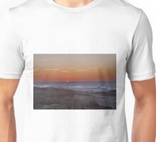 Sunset at Pacific Grove Unisex T-Shirt