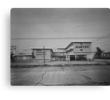 Knoll's Motel - Wildwood, New Jersey Canvas Print