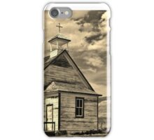 Old Church  iPhone Case/Skin
