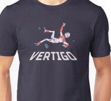 Vertigo Falling Bot With Title Unisex T-Shirt