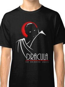 Dracula The Animated Series Classic T-Shirt