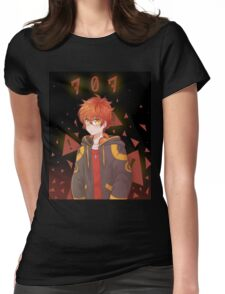 Mystic Messenger 707 Womens Fitted T-Shirt