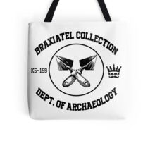 The Braxiatel Collection: Dept. of Archaeology  Tote Bag