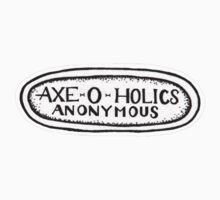 Axe-O-Holics Axe Stamp  Kids Tee