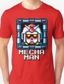 Mecha Man Unisex T-Shirt