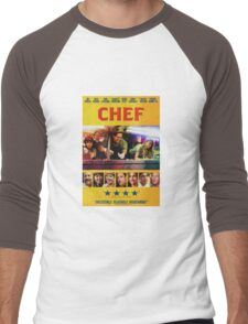 Chef Men's Baseball ¾ T-Shirt