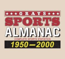 Biff's Almanac - Back to the Future by everyplate