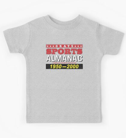 Biff's Almanac - Back to the Future Kids Tee