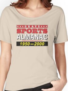 Biff's Almanac - Back to the Future Women's Relaxed Fit T-Shirt