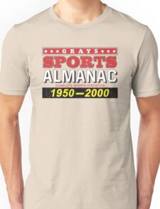 Biff's Almanac - Back to the Future Unisex T-Shirt