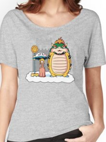 My Neighbor Bowser Women's Relaxed Fit T-Shirt