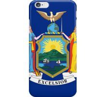 New York State Flag iPhone Case/Skin