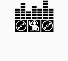 Equalizer DJ Vinyls Unisex T-Shirt