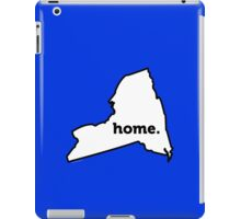 New York. Home.  iPad Case/Skin