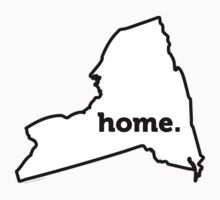 New York. Home.  Kids Clothes