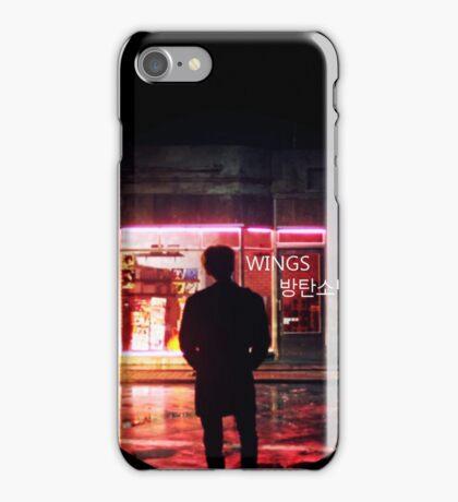 Bangtan Boys Suga - Wings First Love iPhone Case/Skin