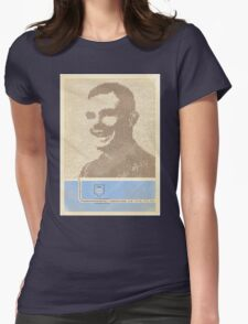 Alan Turing  Womens Fitted T-Shirt