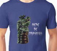 Here Be Drashigs Unisex T-Shirt