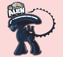 My Little Alien One Piece - Short Sleeve