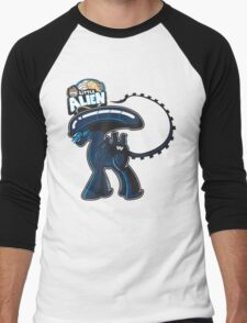 My Little Alien Men's Baseball ¾ T-Shirt