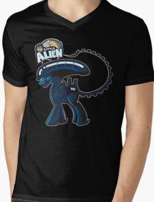 My Little Alien Mens V-Neck T-Shirt