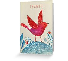 Uplifted Greeting Card