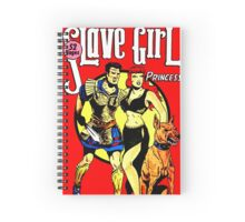 Slave Girl Princess Spiral Notebook