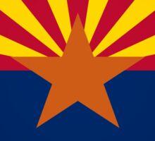 Arizona Flag Sticker
