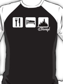 Eat. Sleep. Disney! T-Shirt