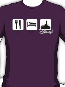 Eat. Sleep. Disney! T-Shirt